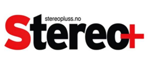 Denne testen er levert av Håvard Holmedal, redaktør i det nye digitale gratismagasinet Stereo+ Foto: LOGO