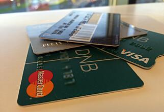 DNBs Mastercard får Eurobonus-opptjening