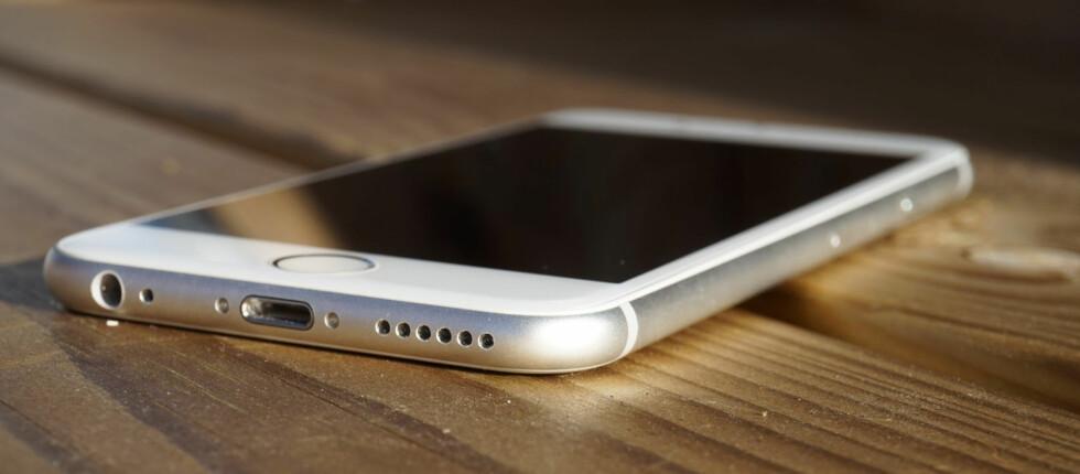 LYNRASK: Ikke bare er iPhone 6s raskere enn forgjengeren –3D Touch er den store overskriften, og fungerer som smurt. Foto: PÅL JOAKIM OLSEN