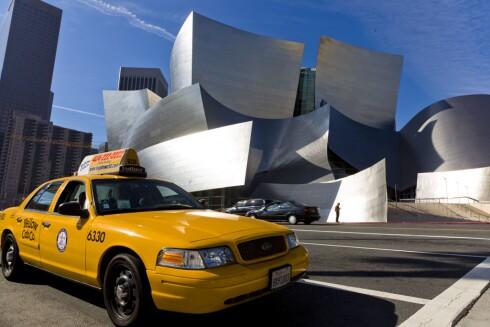 UTRYDNINGSTRUET: Biler som dette er nå sjelden vare i den amerikanske storbyen Los Angeles. Foto: FSG/NTB SCANPIX