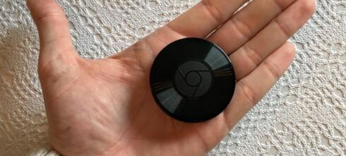 Google skroter Chromecast Audio