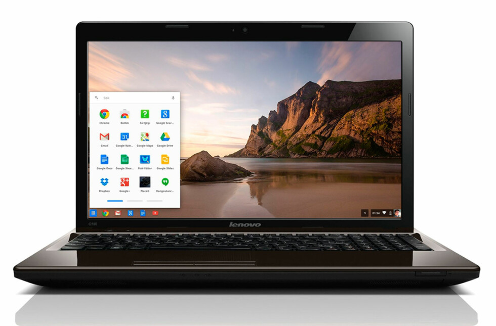 TREG MASKIN? Chromium OS er såpass lettbeint at det kan gi nytt liv til en eldre PC. Foto: PÅL JOAKIM OLSEN