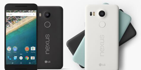 image: Google Nexus 5X får norsk lanseringsdato