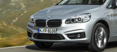 BMW 2-serie Active Tourer: Den ladbare versjonen får en super pris