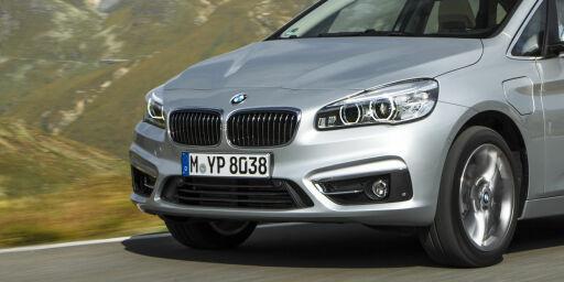 image: BMW 2-serie Active Tourer: Den ladbare versjonen får en super pris