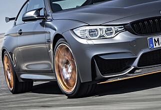 Sjekk BMW M4 GTS !