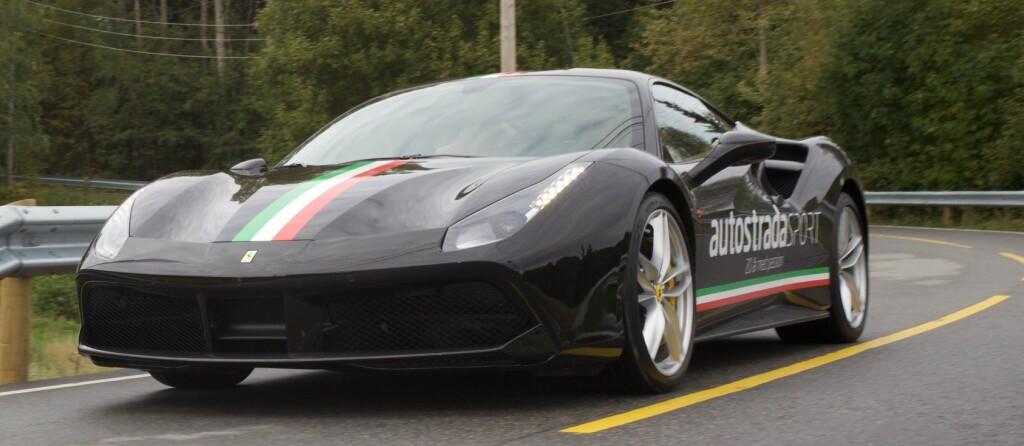 <b>SUPERBIL OG KULTURBÆRER:</b> De andre får si hva de vil, det er Ferrari som er den fremste bæreren av ultimat sportsbilkultur. Den nye 488 GTB vil ikke forandre på det. Foto: TORMOD BRENNA