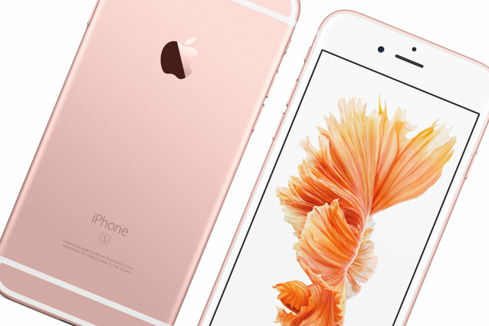 KOMMER I MORGEN: Apples nye iPhone-er er straks i norske butikker. Men det er spesielt én ting du bør tenke på før du kjøper. Foto: APPLE