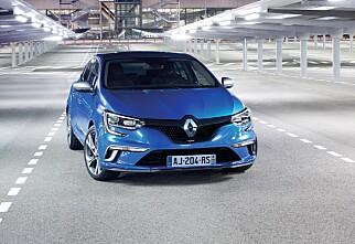 Satser med helt ny Renault Mégane
