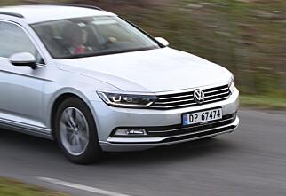 Test: Volkswagen Passat 1,6 TDI Business