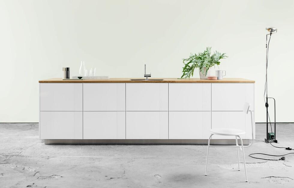 KLASSISK: Designet av Henning Larsen Architects. Foto: REFORM