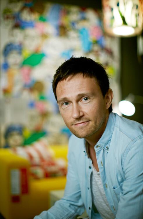 POSITIVE: Kommunikasjonssjef i Ikea i Norge, Jan Christian Thommesen, sier de generelt er positive til konkurranse som er med på å øke hjeminnredningsinteressen blant folk. Foto: IKEA