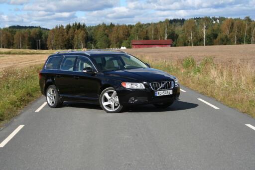 EN AV TRE: Volvo er et av kun tre bilmerker som tilbyr såkalt garantiutløpskontroll. Foto: JOGRIM AABAKKEN