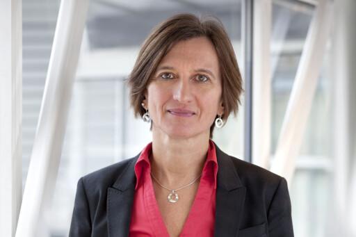 REKORDLAV RENTE:  Marianne Andreassen, administrerende direktør i Lånekassen. Foto: LÅNEKASSEN