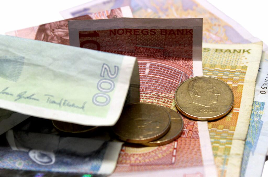 <b> LØNNSOMT? </b> De fleste vil ikke tjene penger ved å skaffe seg fastrente på studielånet. Foto: OLE PETTER BAUGERØD STOKKE