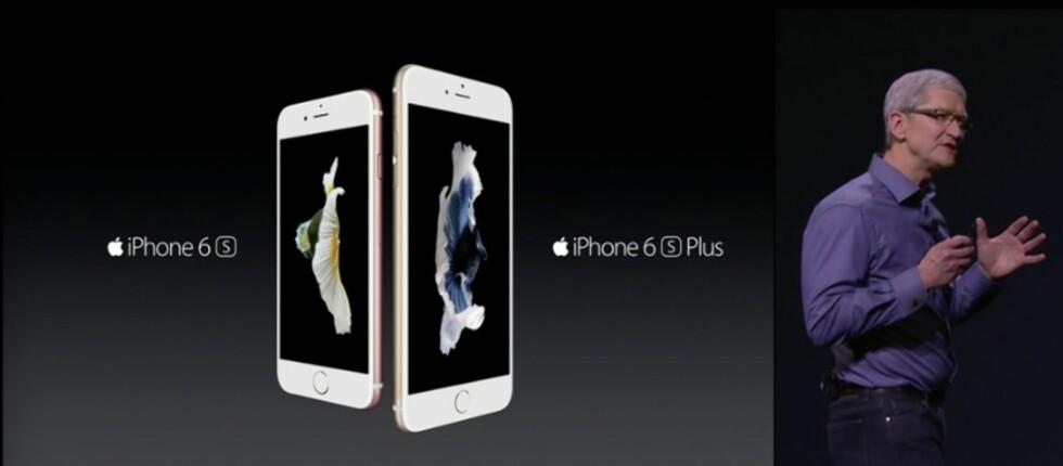 Norsk iPhone 6S-dato og priser er klare
