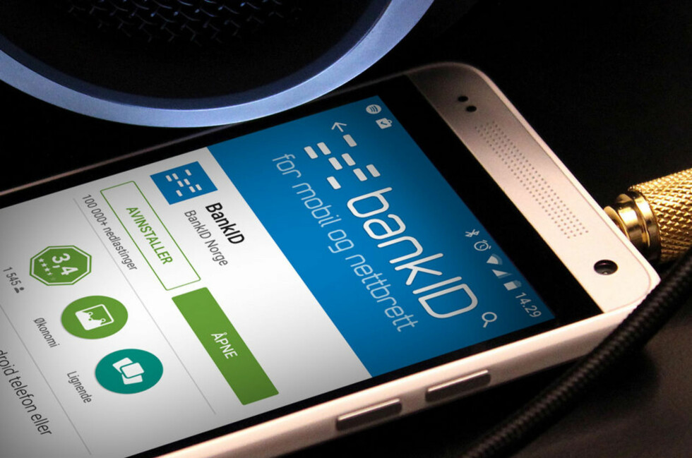 ENDELIG BRIKKEFRI: Rundt 700.000 bruker allerede BankID på mobil. Nå behøver de ikke lenger fikle med kodebrikke når de skal inn på offentlige tjenester. Foto: OLE PETTER BAUGERØD STOKKE