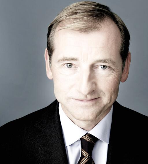 HISTORIELØST:  Administrerende direktør i Norges Eiendomsmeglerforbund, Carl O. Geving, mener det er historieløst å å tro det er bygget nok for fremtiden. Foto: CF WESENBERG / KOLONIHAVEN