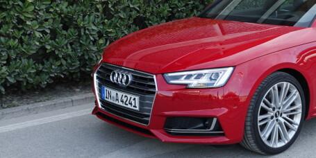 TEST: Nye Audi A4