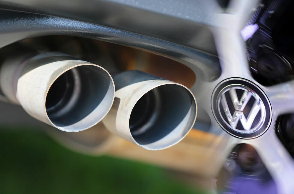 DIESELGATE: At Volkswagen er i trøbbel har de fleste fått med seg, men har det noe å si for norske bilister? Foto: Valentin Gensch/Karl-Josef Hildenbrand / DPA / NTB SCANPIX
