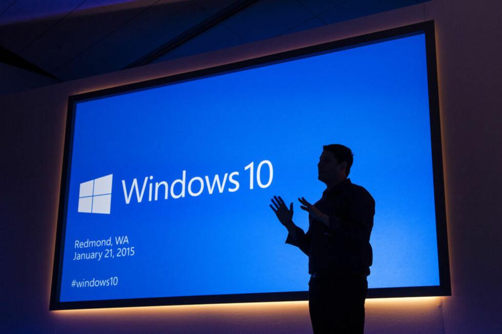 SPØRSMÅL OG SVAR: Mange av leserne våre har spørsmål om Windows 10. Her følger første bolk med svar fra Dinsides Datadoktor. Foto: MICROSOFT