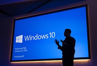 Sliter du med Windows 10?