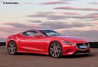 Mazda RX-7 kan gjenoppstå