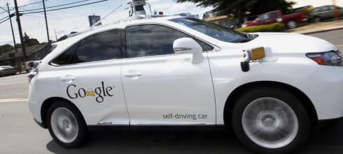 Kunne du latt Google kjøre bilen for deg?