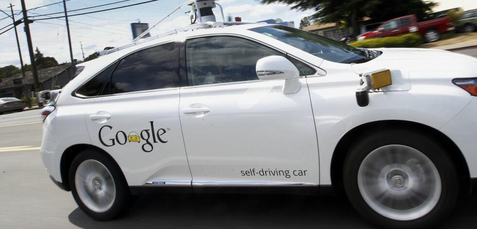 image: Kunne du latt Google kjøre bilen for deg?