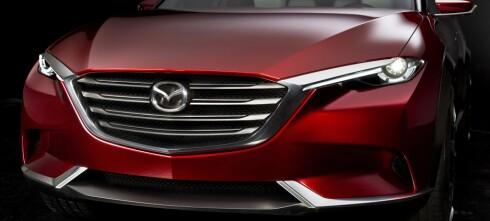 Koeru: Mulig etterfølger til Mazda CX-5