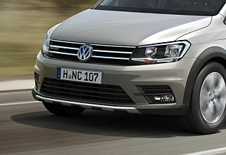 Nye Volkswagen Caddy får «Norgespakke»