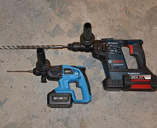 image: Hvilken borhammer trenger du?