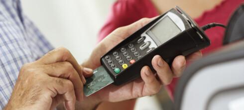 Derfor må du sjekke beløpet før du betaler med kort