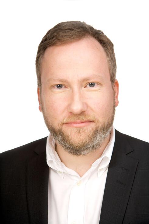 NYSGJERRIG: Audun Skeidsvoll, forbrukerpolitisk direktør i Forbrukerrådet. Foto: cf-wesenberg/kolonihaven.no