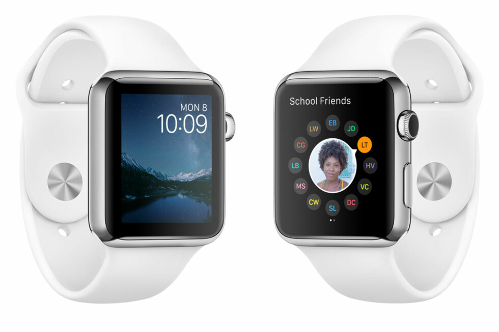 OPPDATERES: I høst slippes en ny versjon av operativsystemet til Apple Watch.  Foto: APPLE