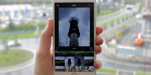 image: Slik bytter du bildeformat på Instagram