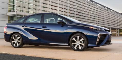 image: Tre bilprodusenter som endrer verden