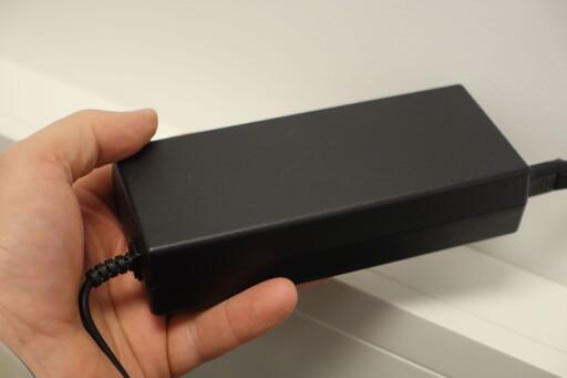 W805C: Min gamle Dell-PC fra 2004 ringte og ville ha strømforsyningen sin tilbake... Foto: ØYVIND PAULSEN