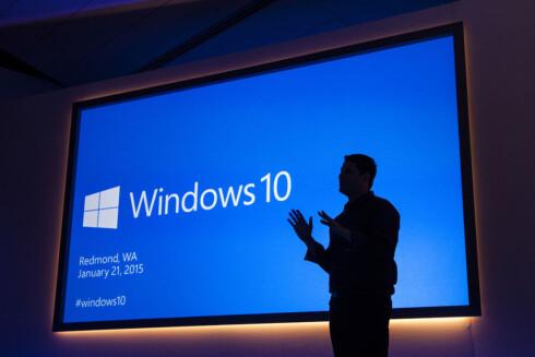 NY WINDOWS: Microsoft vil benytte IFA til markedsføring av Windows 10. Foto: MICROSOFT