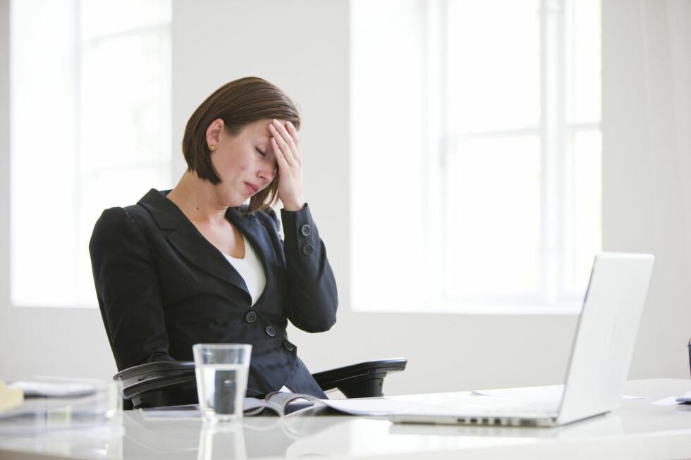 LANGE DAGER: Med de nye bestemmelsene kan du risikere å måtte jobbe ti timer om dagen og 50 timer i uka. Men totalen blir den samme som før. Foto: NTB SCANPIX