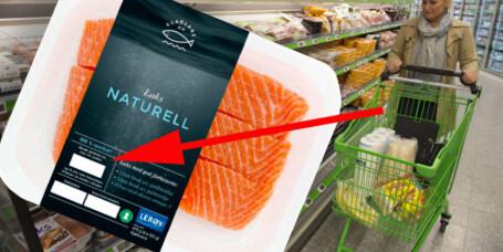 Nå kan du spore fiskemiddagen din