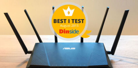 image: Best i test - trådløse superrutere