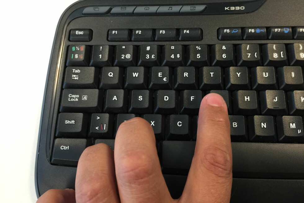 Windows-tasten + G: Dette er bare én av mange nye tastatursnarveier i Windows 10 Foto: BJØRN EIRIK LOFTÅS