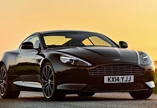 Her er Aston Martin DB11