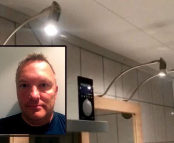 image: - Problemet startet da jeg byttet til LED