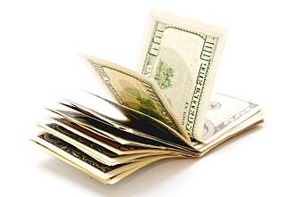 Dollar og pund kan bli billigere