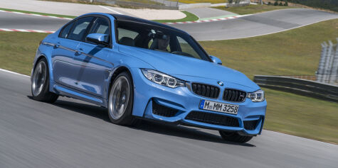 image: BMW M3 og M4 blir billigere