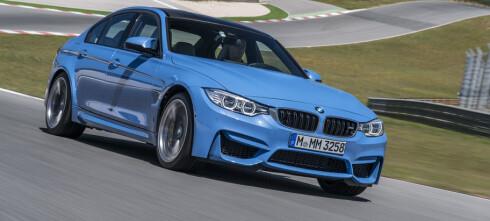 BMW M3 og M4 blir billigere