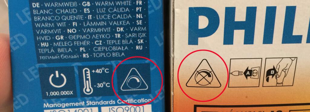 DIMMBAR? Dimmbare er dyrere enn ikke dimmbare. Sjekk forpakningen så du får det du er ute etter. Foto: KRISTIN SØRDAL