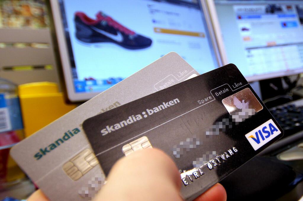 <b> FÅR REFS: </b> Skandiabanken er en av de fire bankene som Forbrukerombudet mener ikke har tatt disse særvilkårene fra Visa inn i sine kortavtaler. Foto: OLE PETTER BAUGERØD STOKKE
